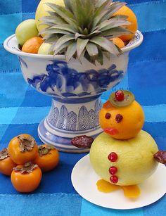 creative jewish mom: Holiday: Tu B'Shevat Crafts