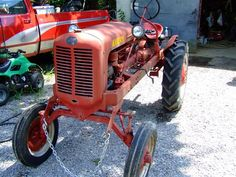 1947 B.F.AVERY V The Little Tractor That Could - MyTractorForum.com - The Friendliest Tractor Forum and Best Place for Tractor Information