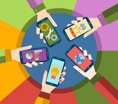 20 herramientas http://digitalmarketingtrends.es/20-aplicaciones-moviles-imprescindibles-para-community-managers/