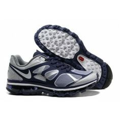 http://www.nkmaxshoes.co.uk X5nj5 Nike UK - Air Max 2012 Men's Navy Metallic Silver-White