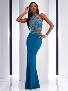 Clarisse 2837 Teal at Rsvp Prom and Pageant, your source for the Hottest 2016 Prom and Pageant Dresses! Baby Blue Prom Dresses, Glitter Prom Dresses, Bad Dresses, Senior Prom Dresses, Blue Party Dress, Prom Dresses 2016, Long Prom Gowns, Beaded Prom Dress, Beautiful Prom Dresses
