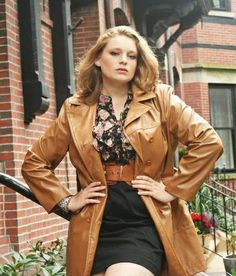 Erin Difficy - finalist in the Plus Size Model Search contest