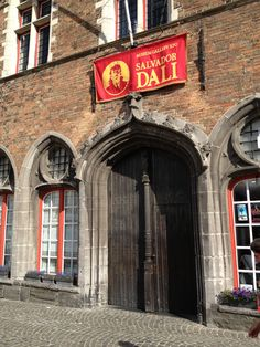 Museum Gallery XPO Salvador Dali - Brugge Aug2013