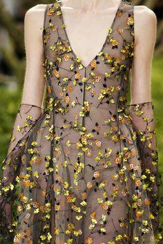 #Kate #Moss #In #Love · #Alexis #Mabille · #Alexander #McQueen {Pre #Fall 2013