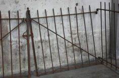 ≥ Antieke smeedijzeren hekken en poort  - Hekken en Schuttingen - Marktplaats.nl