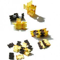 Puzzle 3D commestibile