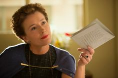 """He can't make the film unless you grant the rights."" Don't miss Emma Thompson as P.L. Travers in #SavingMrBanks."
