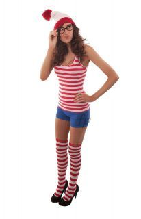 sexy wheres waldo costume - Google Search