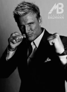 Dolph Lundgren - American actor on Behance
