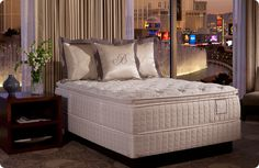 Bellagio At Home Mattress Collection Take A Vacation Every Night On An Exclusively Crafted Bed By Serta For Choose From Three Sizes Of Cozy