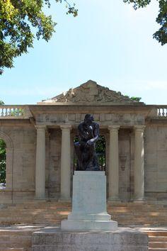 #PHL's Rodin Museum is home to the largest Rodin collection outside of Paris with over 100 sculptures and bronze casts form the great artist.