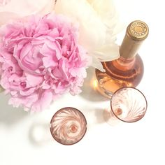 Rose and pink peonies… talk about a match made in heaven!