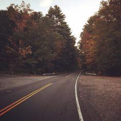 Road in Massachusetts