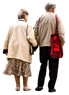 Elderly couple holding hands walking Garry Knight/CC-Attribution-ShareAlike