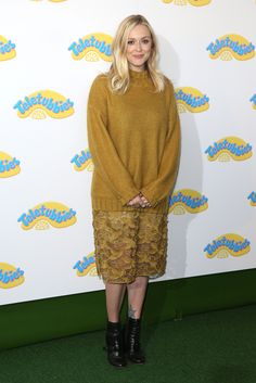 Fearne Cotton – Premiere of Teletubbies TV series in London Fearne Cotton, Wallpaper Maker, Funky Style, Rock Chic, Funky Fashion, Cotton Style, Wallpaper Backgrounds, Tv Series, London