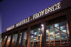 noël à l'aéroport de Marseille