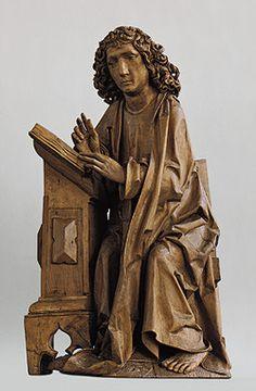 RIEMENSCHNEIDER Tilman - German (c.1460 - 1531) - The Münnerstadt Altarpiece