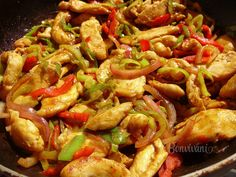 Discover what are Chinese Meat Cooking Meat Recipes, Chicken Recipes, Cooking Recipes, Healthy Recipes, Czech Recipes, Ethnic Recipes, Good Food, Yummy Food, Breakfast Recipes