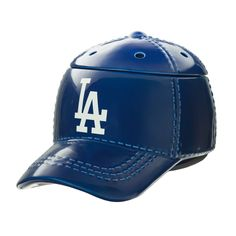 """LOS ANGELES LA BASEBALL CAP SCENTSY WARMER It's hats off to America's favorite pastime with our NEW Major Baseball Collection. These officially licensed warmers are """"stitched"""" with your team's logo and look great next to the game ball on your shelf. La Baseball Cap, Major Baseball, Dodgers Baseball, Baseball Season, Mlb, America's Favorite Pastime, Dodgers Fan, Wax Warmers, Los Angeles Dodgers"""