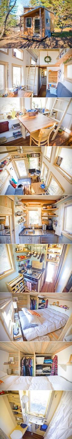 20 best My casita images on Pinterest   Tiny houses  Little houses     The tiny home trend is one that has really been catching on  As real estate