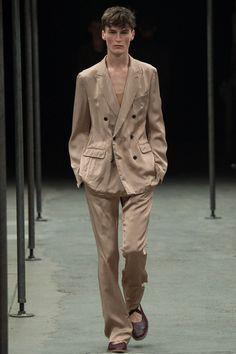 Dries Van Noten | Spring 2015 Menswear Collection | Style.com