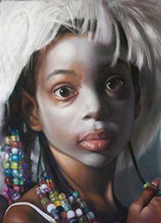 Margaret bowland art | Margaret Bowland: Disturbing the Peace