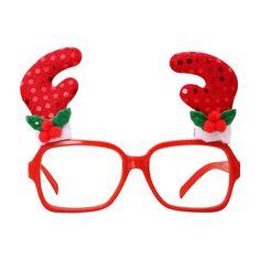 Fashion Christmas Glasses Adult Children Party Eyeglasses Santa Snowman Elk Glasses Frame on AliExpress Xmas Table Decorations, Halloween Decorations, Christmas Glasses, Christmas Gifts, Savings Box, Xmas Party, Adult Children, Glasses Frames, Gifts For Kids
