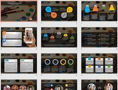 Art Palette PowerPoint by SageFox