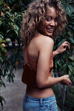 Meet the Face of Our June E-Book, Jasmine Sanders – Free People Blog | Free People Blog #freepeople