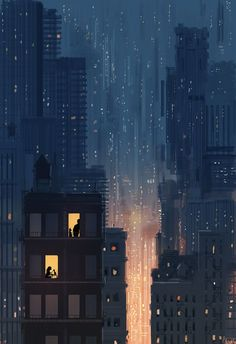 "theartofanimation: "" Pascal Campion - https://www.kickstarter.com/projects/3000moments/3000-moments - http://pascalcampion.blogspot.com.es/ - http://pascalcampion.tumblr.com..."