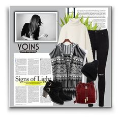 """""""Yoins 13"""" by zenabezimena ❤ liked on Polyvore featuring Stray Dog Designs, Miss Selfridge, Tory Burch and Vince Camuto"""