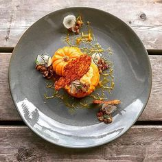 """1,848 Likes, 3 Comments - chefsplateform@gmail.com (@chefsplateform) on Instagram: """"PUMPKIN• ONION• SAGE. By @executivechefhope via @PhotoAroundApp Visit our new website! ⬇️⬇️⬇️…"""""""