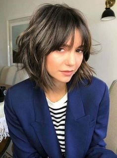 26 Lovely Short Shag Bob Haircuts for 2018