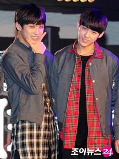 Hyunsik and Minhyuk Hyung Sik, Btob