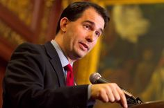 Corrupt Scott Walker gave $124 Million of taxpayer's money to his  corporate donors
