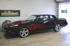 fireman ss's 1985 Chevrolet Monte Carlo Chevrolet Monte Carlo, Chevy Chevrolet, Pontiac Firebird, Pontiac Gto, Chevy Classic, Classic Cars, Used Sports Cars, Custom Camaro, Donk Cars
