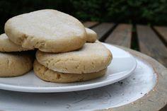 The Cupcake Architect: Peanut Butter Shortbread