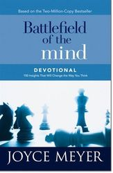 Battlefield of the Mind Devotional -- by Joyce Meyer