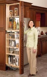 Pull Out Shelves For Kitchen Cabinets Wide