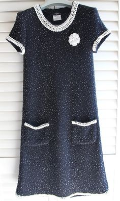 CHANEL DRESS  (BB)