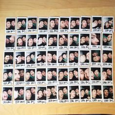 """""""Just took 50 derpy polaroids with @danisnotonfire for #ProjectForAwesome! My face hurts. https://instagram.com/p/_b7aFxLBBA/"""""""