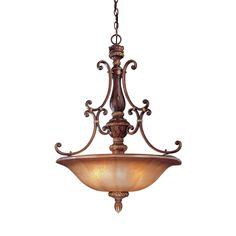 Shop Minka Lavery  1354-177 4 Light Small Bowl Large Pendant, Illuminati Bronze™ at ATG Stores. Browse our pendant lights, all with free shipping and best price guaranteed.