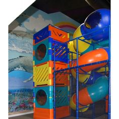 Indoor Playground, Playgrounds, Tower, Fun, Travel, Viajes, Computer Case, Play Areas, Towers