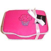 Bling Cupcake Pink- Celebrity Nursery Case at $45.00
