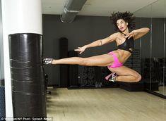 Bianca Van Damme (Bianca Bree), is the daughter of martial artist Jean-Claude Van Damme and ex-bodybuilder Gladys Portugues. Karate, Claude Van Damme, Martial Arts Women, Martial Artists, Actrices Hollywood, Action Film, Taekwondo, Athletic Women, Girls Be Like