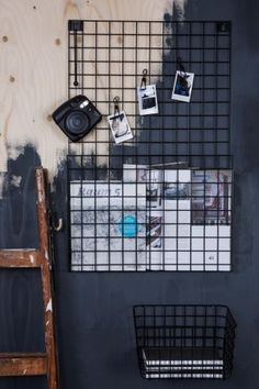 Storage Grid Black