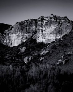 A different approach yet again. This time using a 90mm #tiltshift lens for landscape. #rockface