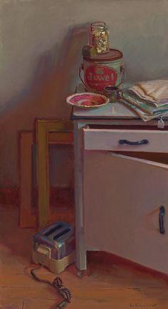 Still Life by Lea Wight Oil.