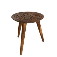 Inspired by the woodcarvers from the riverbanks in the Dhundbar region of India who carved the wooden stamps needed to print fabrics, Table By Hand is a tribute to their craftsmanship. Each of these coffee tables is hand crafted in only the highest quality solid sheesham wood making them ideal in any room in the house with their intricate and beautiful design. Match these tables with some of Dutchbone's unique and equally beautiful carpets, to complete your living space. Features and…