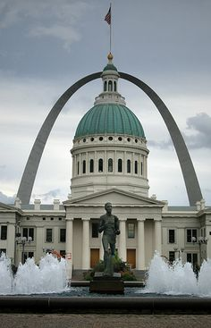 St. Louis; dont really have to pack a bag for this one especially since I spend about as much time there as I do in IL